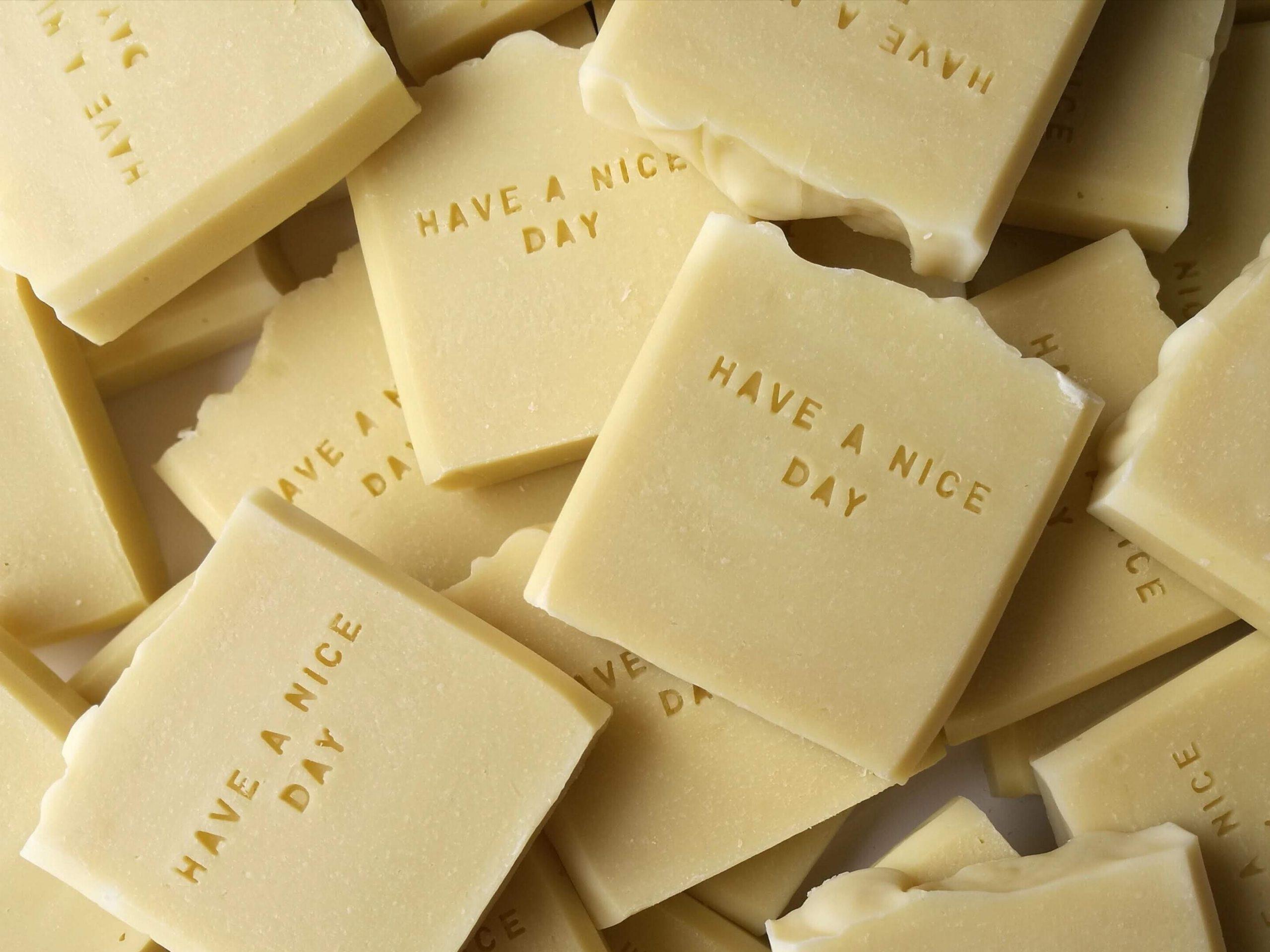 Prirodni sapun od maslinovog ulja.